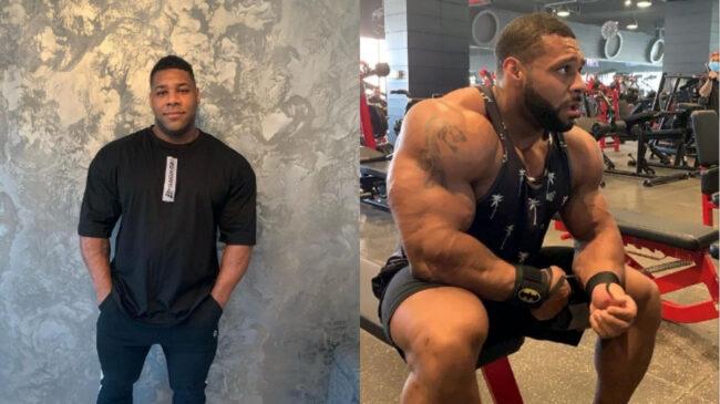 Bodybuilder Nathan De Asha arrested