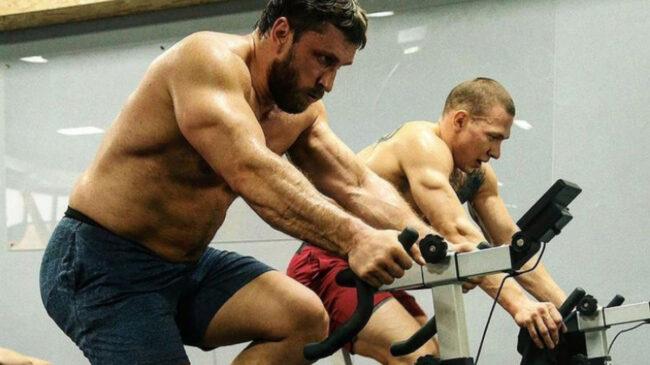 Dmitry Klokov Enters 2021 CrossFit Open