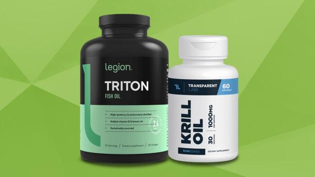 Best Omega-3 Supplements