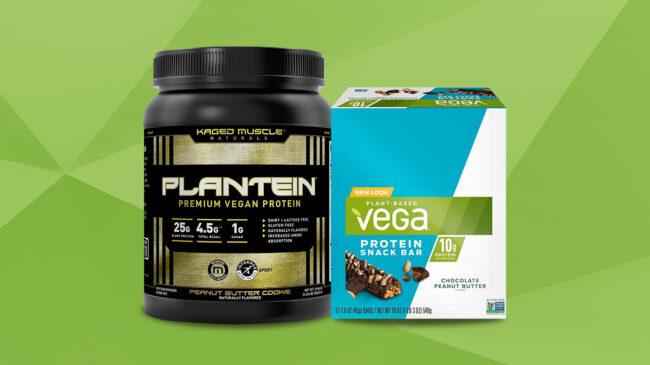 Best Vegan Protein Powders