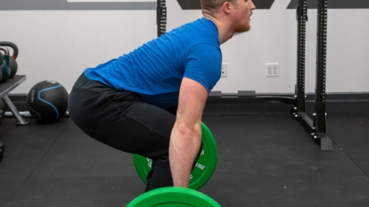 Clean and Jerk — Step 1