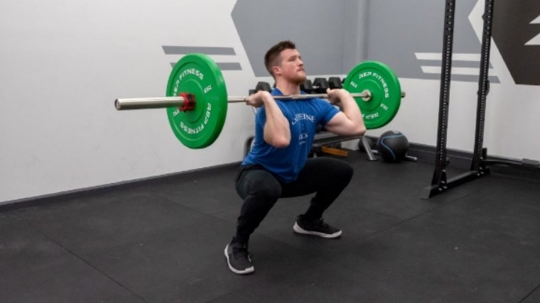 Clean and Jerk — Step 4