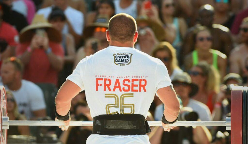 Mat Fraser CrossFit Games