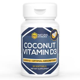 Natural Stacks Vitamin D