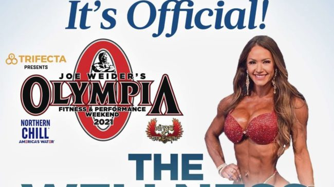 Olympia Wellness Division