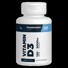 Transparent Labs Raw Series Vitamin D-3