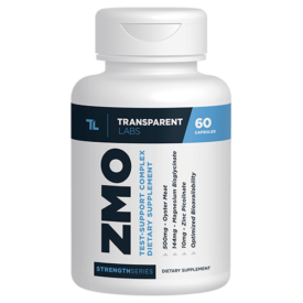 Transparent Labs Strength Series ZMO