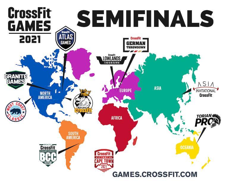 CrossFit Games Semifinals