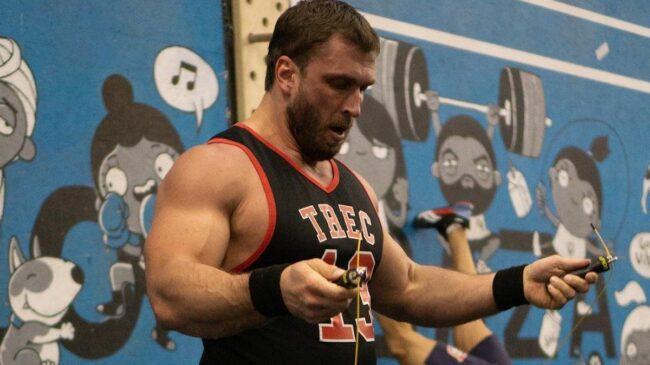 Dmitry Klokov