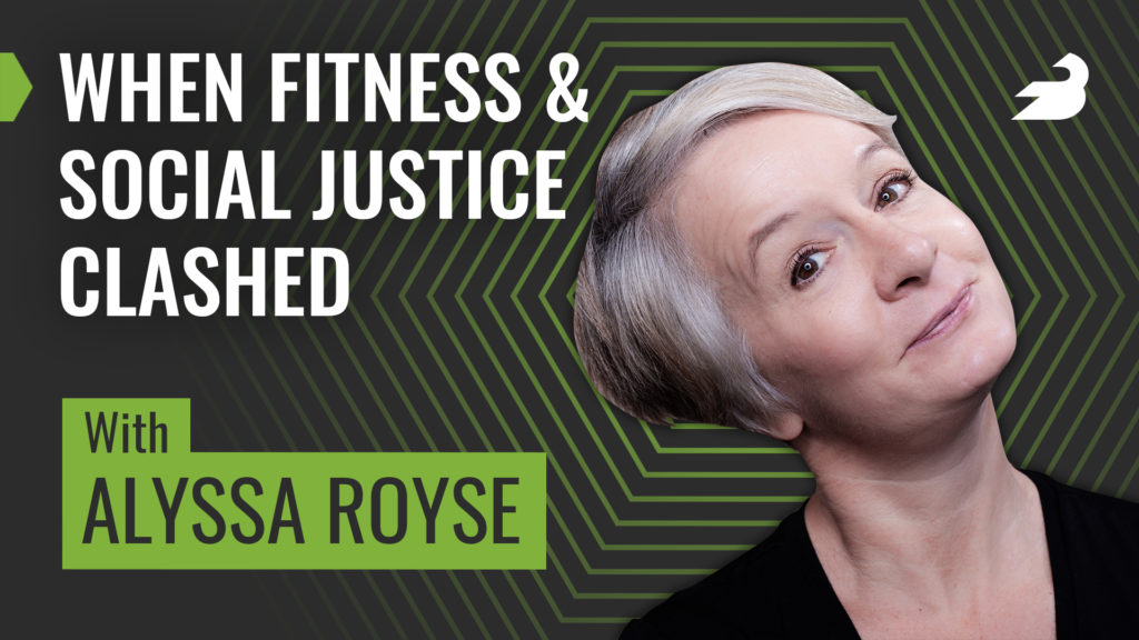 Alyssa Royse on the BarBend Podcast