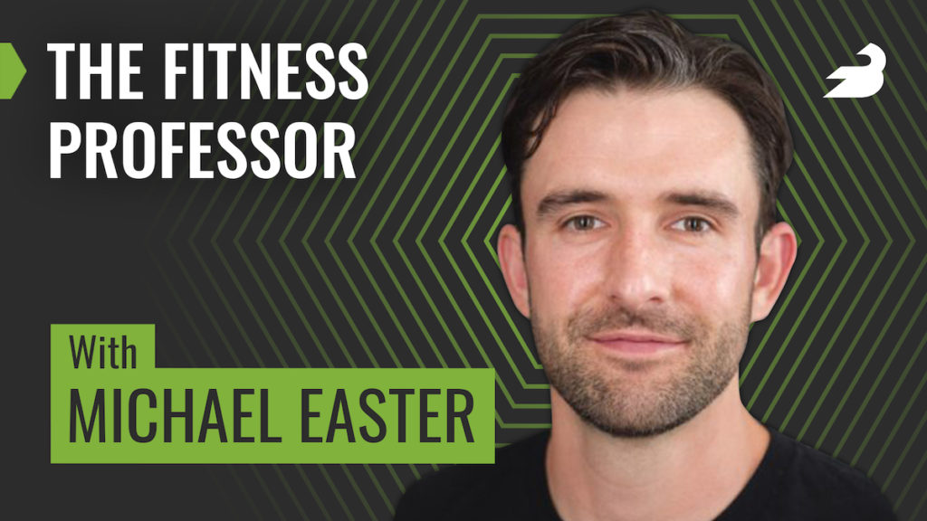Fitness Journalist Michael Easter