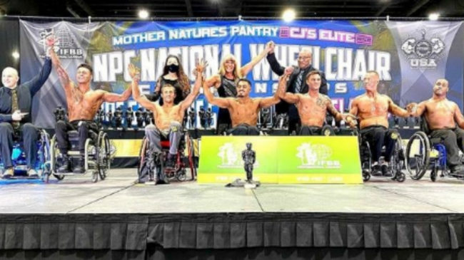 2021 NPC Wheelchair National Championships