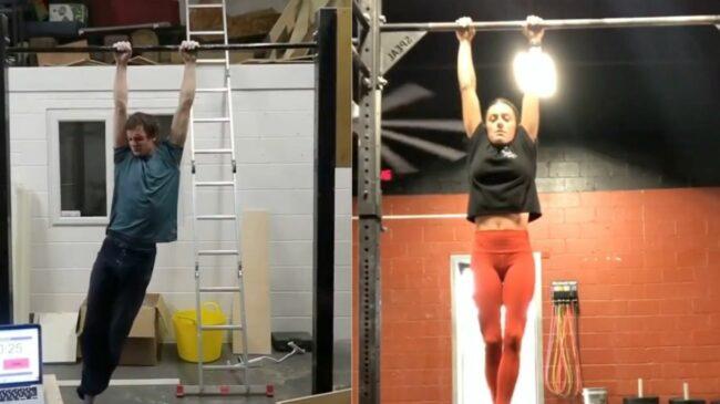 Rogue Fitness Cliffhanger Challenge Winners