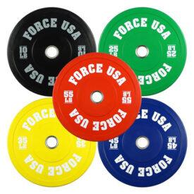 Force USA Pro Grade Colored Plates