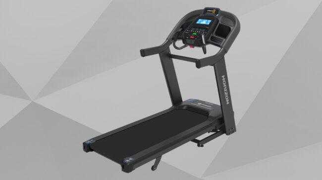 Horizon 7.4 AT Treadmill Review