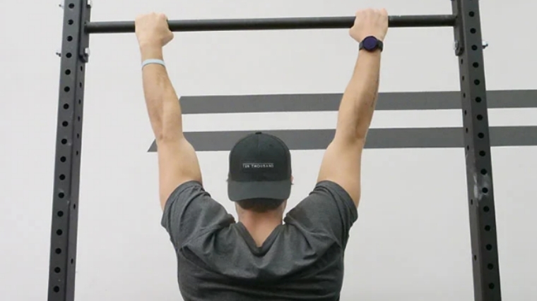 Pull-Up Step 1