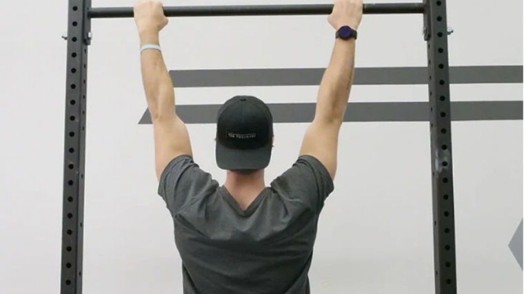 Pull-Up Step 2