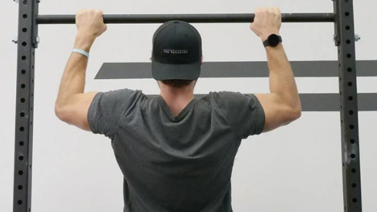 Pull-Up Step 4