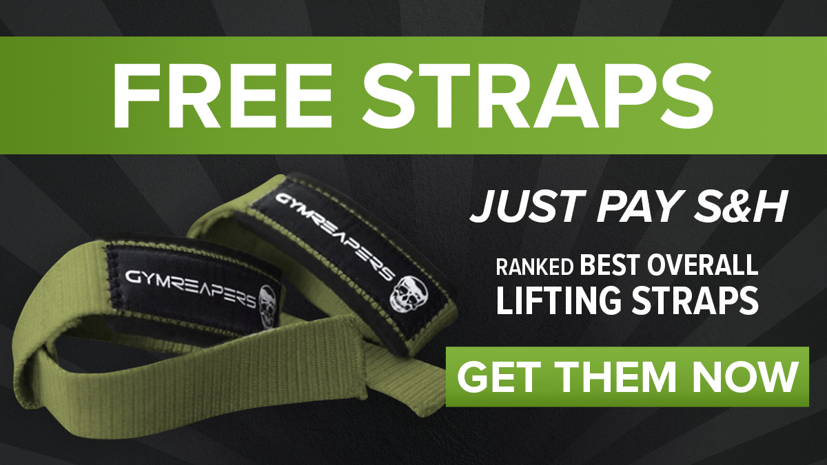 Gymreapers Free Straps BarBend