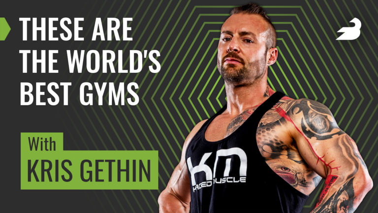 Kris Gethin BarBend Podcast