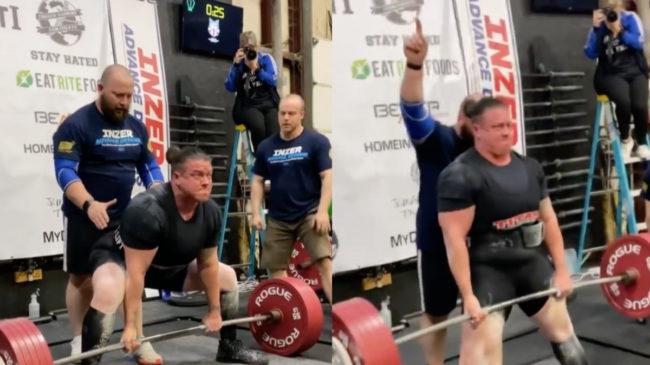 Jessica Springer All-Time World Record Deadlift