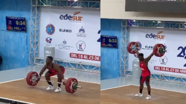 CJ Cummings Pan American Championships