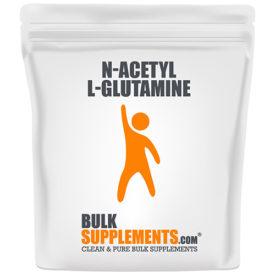 BulkSupplements N-Acetyl L-Glutamine