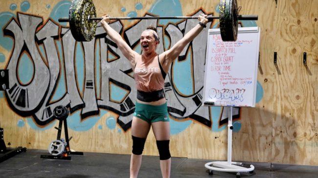 Emma Cary CrossFit