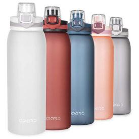 Opard 30oz Sports Water Bottle