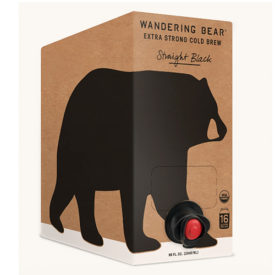 Wandering Bear Organic Cold Brew On Tap