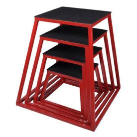 American Barbell Steel Plyo Box Set