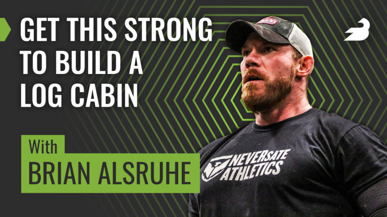 Brian Alsruhe BarBend Podcast