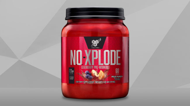 BSN N.O-Xplode Pre-Workout Review