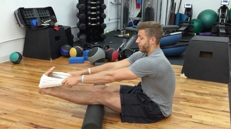 Extended Hamstring Stretch