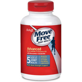 Move Free Vitamin D3, MSM, Glucosamine and Chondroitin