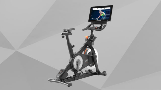 NordicTrack Commercial S22i Exercise Bike Review