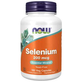 Now Foods Selenium 200 mcg VCaps