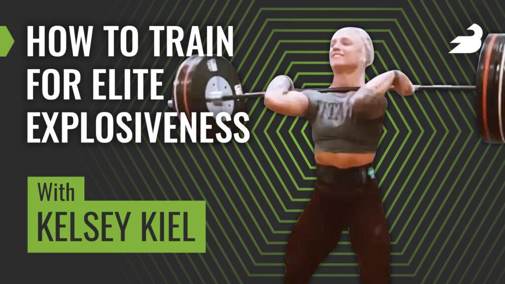 Kelsey Kiel on the BarBend Podcast