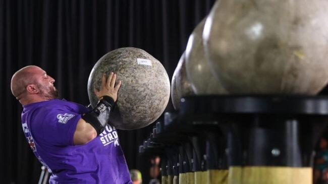 Graham Hicks World's Strongest Man