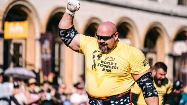 Brian Shaw Strongman