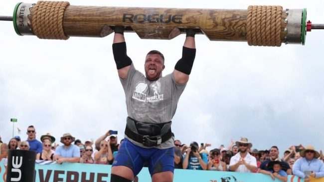 How to Watch the 2021 World's Strongest Man