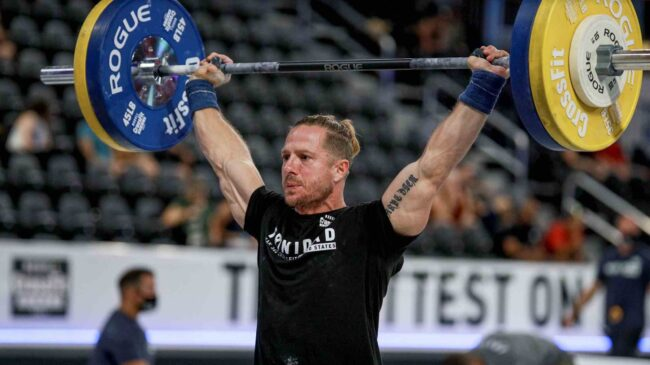 2021 CrossFit Games Live Stream Day 3