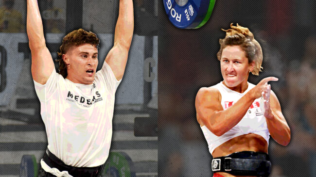 2021 CrossFit Games Day Two Results