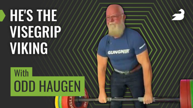 Odd Haugen BarBend Podcast
