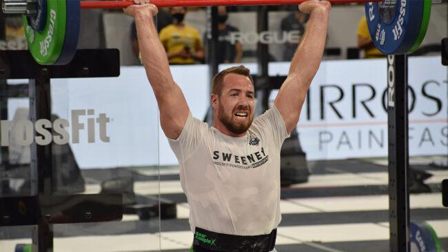 Sean Sweeney 2021 CrossFit Games