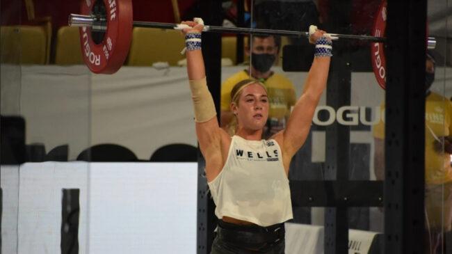 Brooke Wells 2021 CrossFit Games