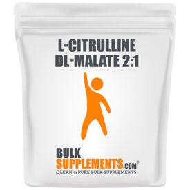 BulkSupplements L-Citrulline DL-Malate 2:1