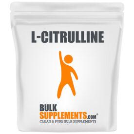 BulkSupplements L-Citrulline Powder