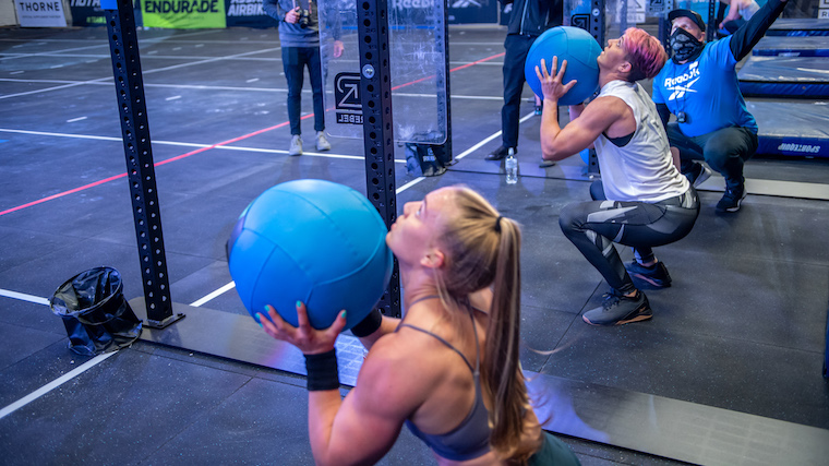 rossfit Fittest in Cape Town