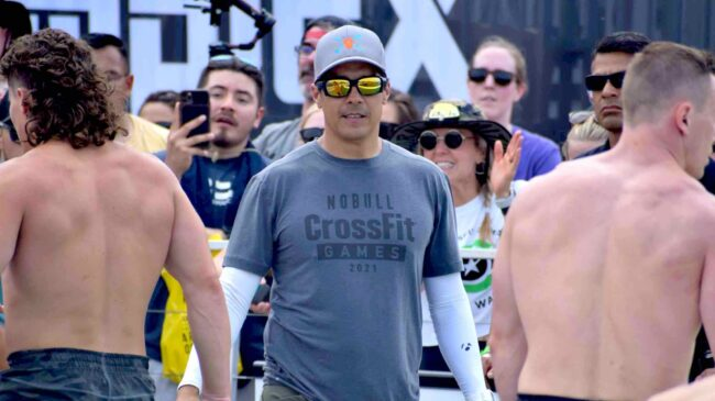 Dave Castro Defends The Athlete Cuts At CrossFit Games